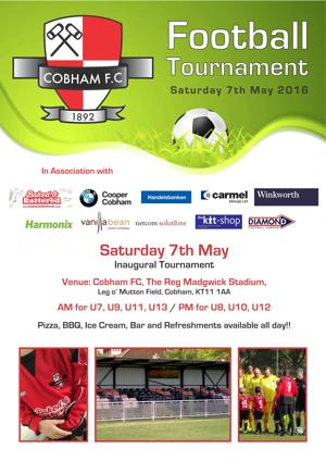 Cobham FC Tournament