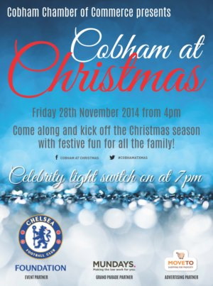 Cobham at Christmas 2014